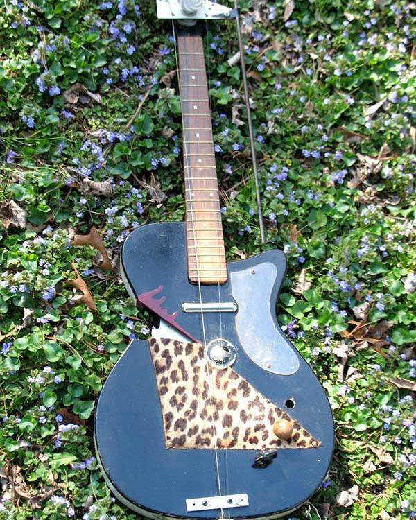 former guitar
